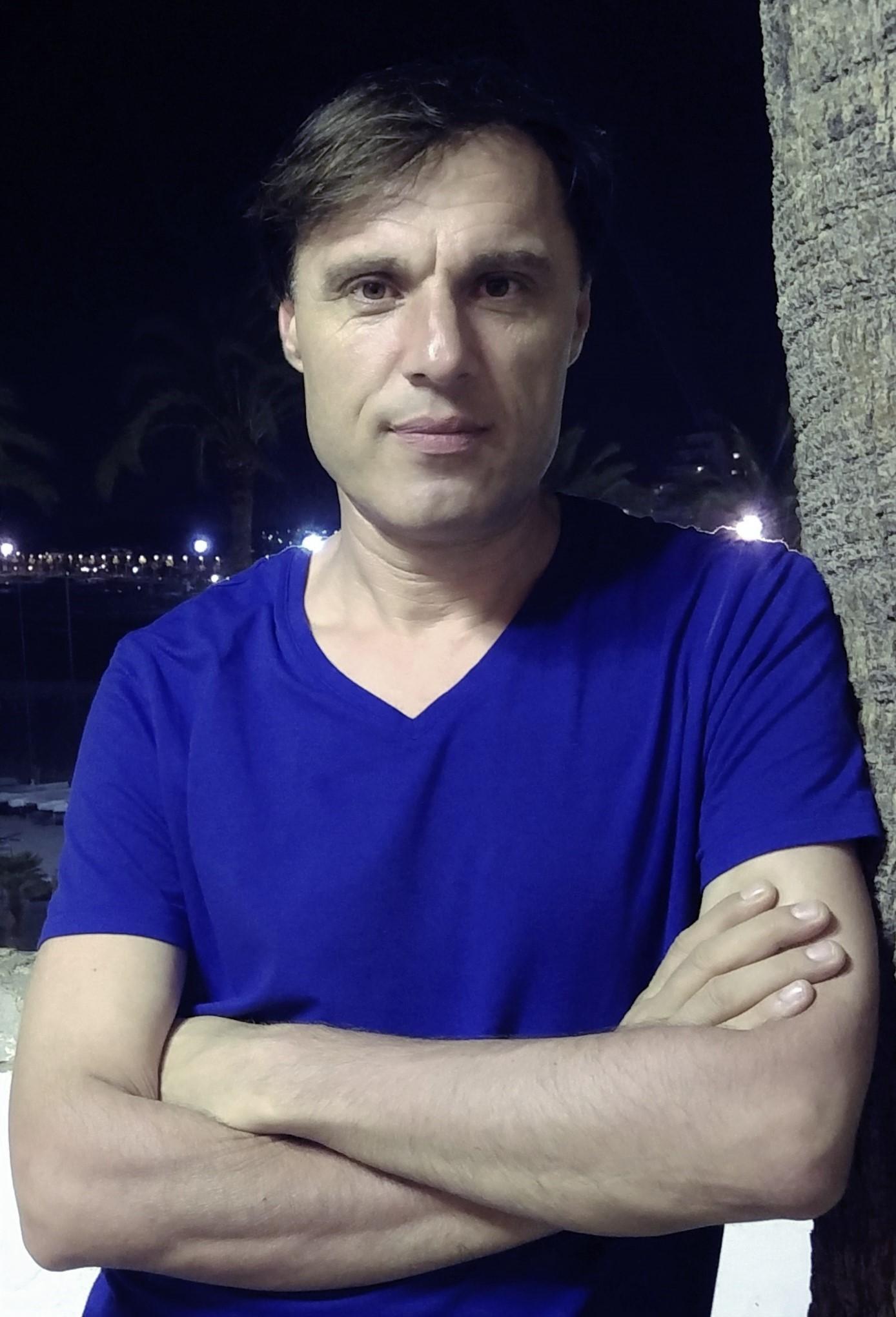 Carlos Resa - Director de HotGay 2017 - Eros Porto