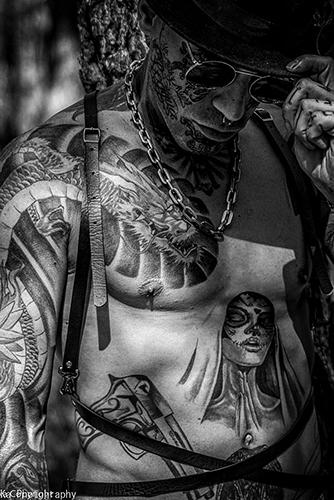 Snake Tatto