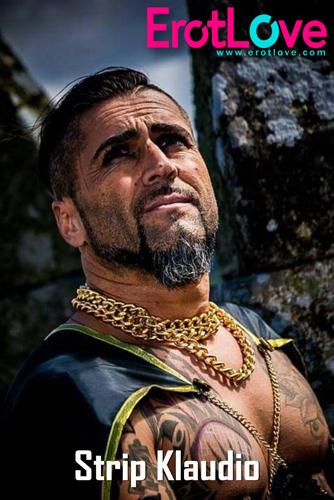 Stripper Klaudio ErotLove erosporto2018