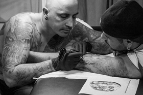 TATTOOS & PIERCINGS