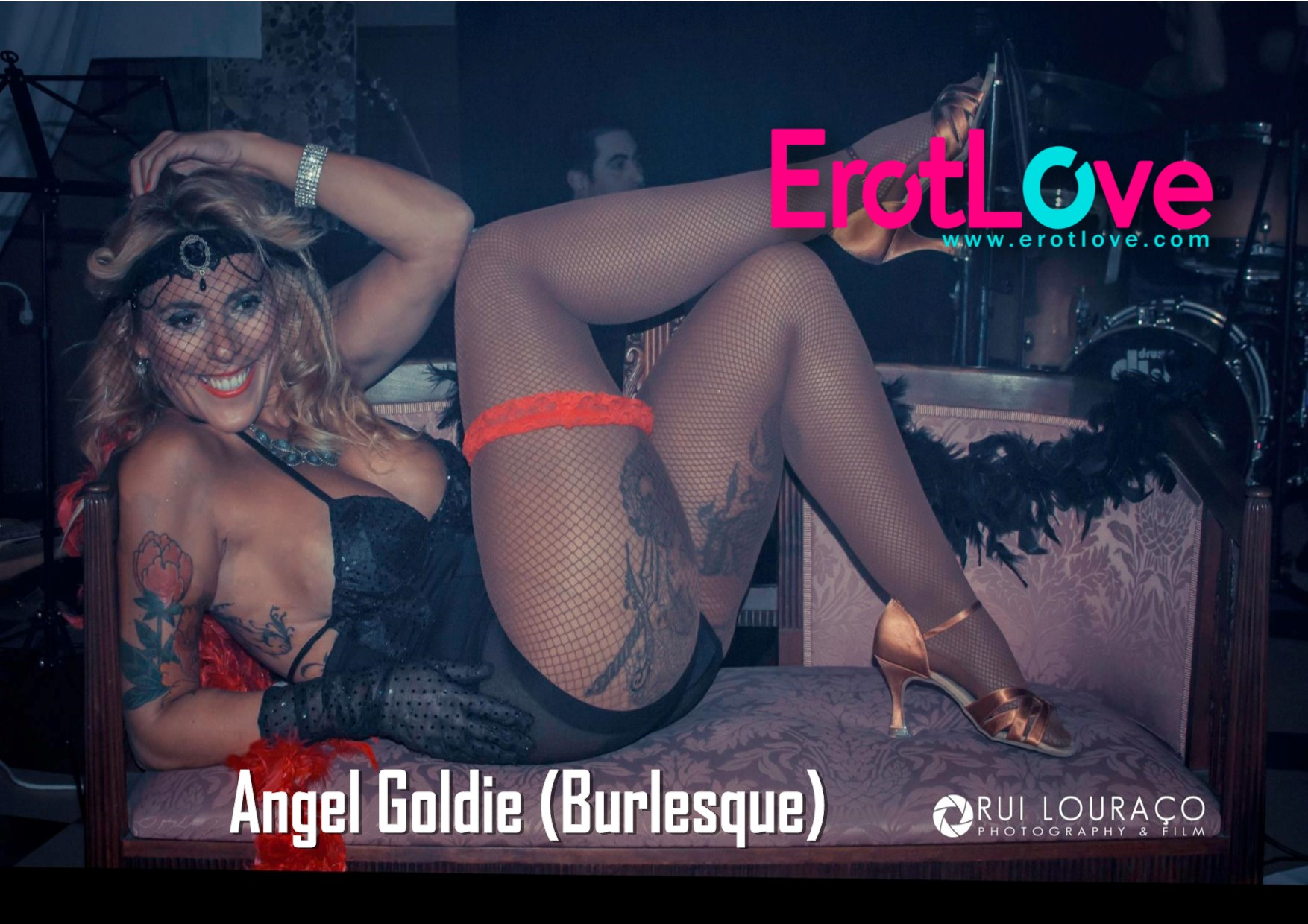 Angel Goldie - Erot Love - Eros Porto 2017
